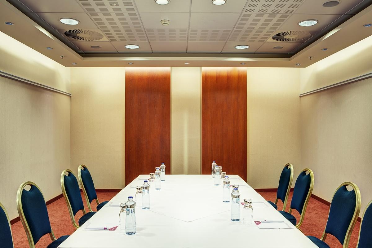 Budapest konferencna miestnost