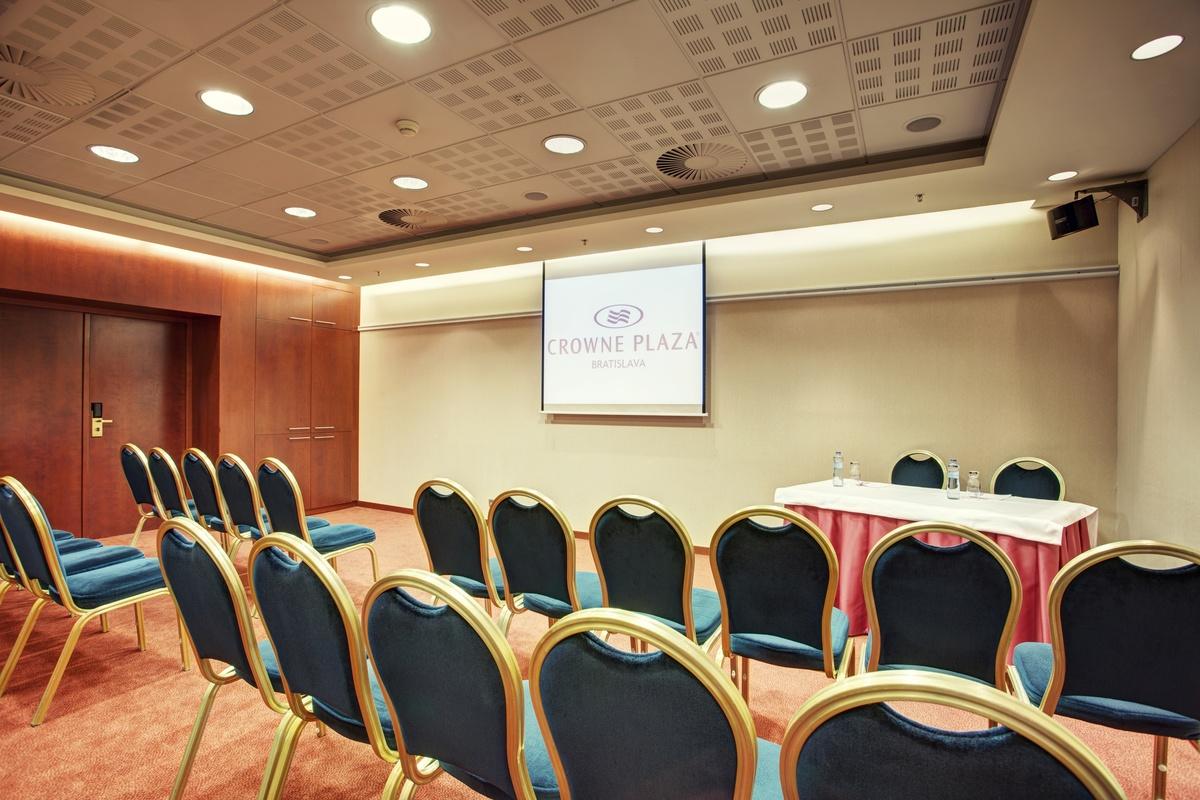 Prague konferencna miestnost